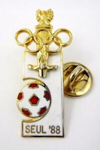 1988 SEOUL OLYMPIC GAMES POLISH OLYMPIC FOOTBALL TEAM PIN LIMITED EDITION # 33