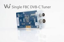 VU+ DVB-C FBC (8 Demodulators) Cable Tuner Module for Uno 4K and Ultimo 4K NEW