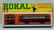 Rokal TT Leerkarton Schachtel 01163 für Schienen-Omnibus/Schienenbus