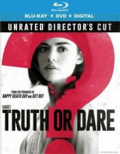 Truth or Dare (Blu-ray Disc ONLY, 2018)