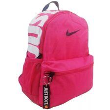 Nike Brasilia JDI  Backpack PINK Kids Junior MINI TRAVEL School Bag AU STOCK !