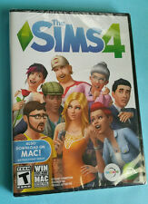 NEW - The Sims 4 (2015, PC or MAC) FULL COMPUTER GAME - FREE SHIPPING!!