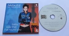 Felicitas Woll - Baby, Now That I've Found You Maxi CD MCD