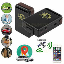 TK102 Car GPS Tracker Vehicle Spy Mini Personal Magnetic Tracking Device Locator