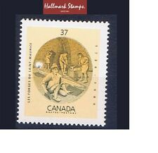 canada stamps 250th Anniv Of Saint-Maurice Ironworks Sg1302 1988 ... Mint ...