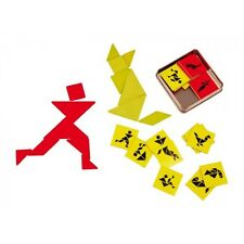 Tangram en duel, jeu neuf et emballé
