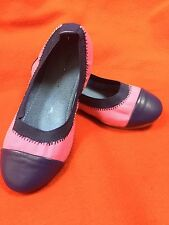 Tommy Hilfiger Girls Pumps Flat Ballerina Shoes Size 12.5