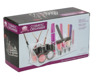 Acrylic Cosmetics And Jewellery Organiser 22 x 12 x 8 cm