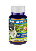Precious Paws - 100 % All Natural Hip & Joint Supplement for Dogs
