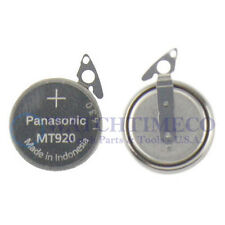 Panasonic MT920 Battery Capacitor f/ Seiko 5J21 5J22 5J23 5J32 7D46 7D48 7D56