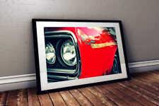 "1970 Plymouth Road Runner - ""BEEP BEEP"" MOPAR 24x36 HD Muscle Car Poster Print"
