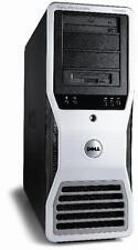DELL Precision T7400 2 x Xeon Quad Core 2.66 GHz 64GB RAM  2 TB HDD