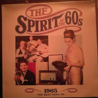 The Spirit of the 60s - 1963 The beat goes on (1991) 2 LPs Vinyl, TL 532/14