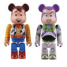 Toy Story 3 Buzz Lightyear & Woody Bear Bricks Action Figure Collectable Movie