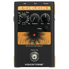 Voicetone E1 - Echo & Tap Delay Stompbox