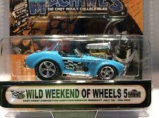 '68 Shelby Gt500 #169 * Blue * 2020 Hot Wheels Case J * Ze1