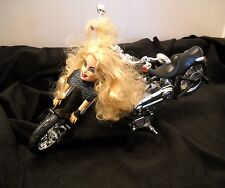"Lady Gaga - ""Born This Way"" - OOAK Celebrity Collector's Doll -"
