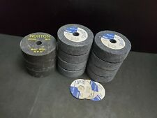 "3"" Norton + Silicon Carbide Grinding Wheels Brake Controled Dresser Machinist"