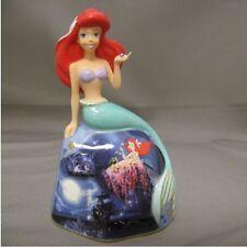 Disney Ariel's Dream Bradford Exchange Bell Figurine