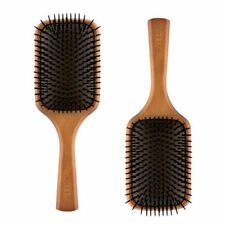 [AVEDA]Wooden Paddle Hair Brush/Massage Comb Beauty Styling Scalp Treatment