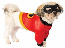 Incredibles Disney Pixar Superhero Fancy Dress Halloween Dog Cat Pet Costume