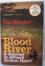 AFRICANA: Blood River: A Journey to Africa's Broken Heart by Tim Butcher (2008)