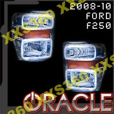 ORACLE Halo HEADLIGHTS for Ford F250/F350 Super Duty 08-10 WHITE LED