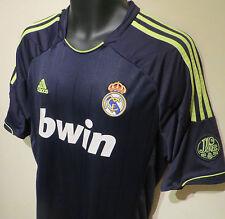 ADIDAS 2012 Real Madrid Calcio Maglietta LA LIGA CALCIO JERSEY CAMISETA TRIKOT L