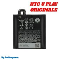 BATTERIA RICAMBIO ORIGINALE HTC per U PLAY 2435mAh B2PZM100 POLIMERI LITIO UPLAY