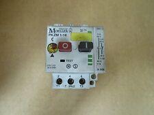 MOELLER PKZM 1-16 PKZM116 MOTOR START W/ AUX.CONTACT NHI11 10-16A