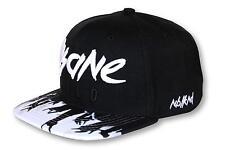 Niebla niño SnapBack cap negro-blanco rock-style onesize unisex