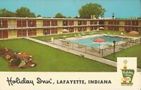Lafayette, INDIANA - Holiday Inn - ADVERTISMENT - 1965