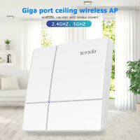 Tenda i24 POE Gigabit Dual-Band 1200M Access Point Wifi Wireless Client-AP