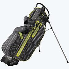 OUUL Python 100% Waterproof Trendy Stand Bag Dark Grey/Light Grey/Orchid B/N