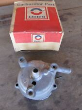 NOS GM Delco Choke Thermostat cover  Rochester Chevy 17050793