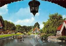 Belgium Adinkerke De Panne Meli Park, Parc The Main Pond Birds
