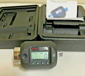 DIGITOOL SOLUTIONS TA-1002 PORTABLE TORQUE AND ANGLE METER