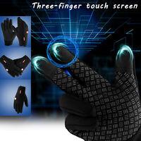 Waterproof Touch Screen Warm Gloves Winter Ski Gym Outdoor Sport for Men Women