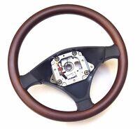 Alfa Romeo 156 Wooden Steering Wheel 156032225 New & Genuine, Original Alfa