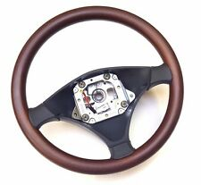 Alfa Romeo 156 Wooden Steering Wheel 156032225 New & Genuine, Original Alfa