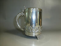 Rare Vintage Pre Reuge LADOR Music Box  Cup Made In Denmark ( Watch The Video )