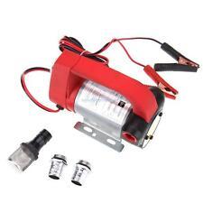 DC12V 155W 40L/Min Oil Diesel Kerosene Fuel Transfer Pump Portable Self Priming