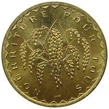 (E14) - Mali - 50 Francs - 1977 - Hirse - Millet - FAO - Al-N-Bro - UNC - KM# 9