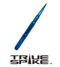 "TRUE SPIKE 12"" FAT BULLET SPIKED ANTENNA BLUE FOR DODGE RAM 3500 4500 CUMMINS"