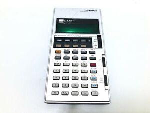 Vintage Sharp EL-5001 Elsi mate electronic Calculator rare