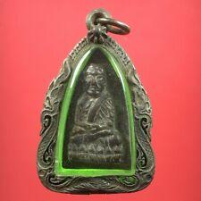 LP THUAD WAT CHANGHAI TALISMAN THAI BUDDHA AMULET PENDANT