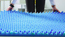 2 Inch Supportive Comfort Foam Mattress Topper Pad Bed Camping Orthopedic Firm