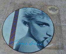 "Madonna True Blue 12"" Picture Disc UK Original 1986 Mint Vinyl W8550TP"