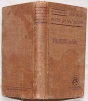 IGNAZIO TAMBARO LA PENSIONE PRIVILEGIATA CIVILE MILITARE 1918 MILITARIA COMPLETO