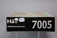 YH178 HäT 1/72 rare figurine 7005 British Artillery WWI artillerie britische hat